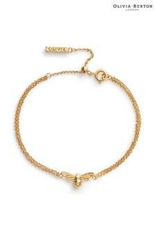 Olivia Burton Lucky Bee Chain Bracelet
