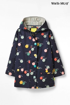 White Stuff Blue Kids Lucy Printed Mac