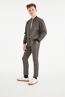Formal Check Trousers (3-16yrs)