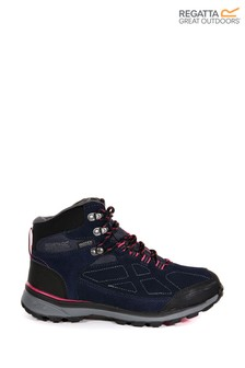 Regatta Lady Samaris Suede Waterproof Walking Boots