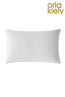 Orla Kiely Linear Stem Cloud Cotton Pillowcases