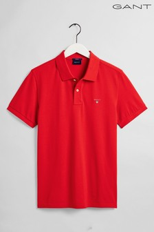 GANT Red Original Poloshirt