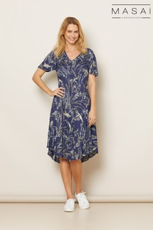 Masai Blue Nanette Dress