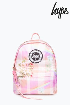 Hype. Dream Check Mini Backpack