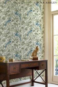 Sage Osterley Wallpaper