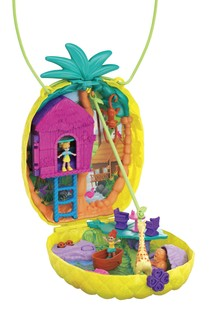 Polly Pocket Tropicool Pineapple Purse