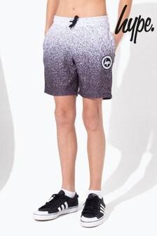 Hype. Mono Speckle Fade Kids Shorts