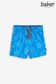Baker by Ted Baker Boys All Over Printed Lion Shorts