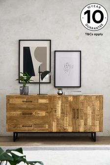 Jefferson Pine Large Sideboard with Drawers