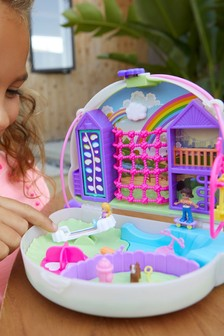 Polly Pocket Rainbow Dream Cloud Purse