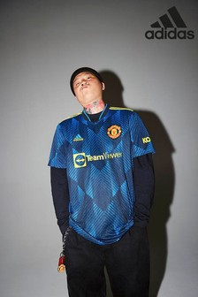 adidas Manchester United 21/22 Third Football Shirt