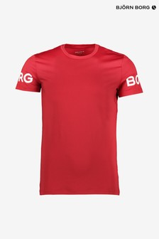 Bjorn Borg Red Sport T-Shirt