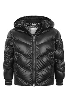 Givenchy Kids Girls Down Padded Jacket