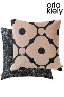 Orla Kiely Spot Flower Velvet Cushion