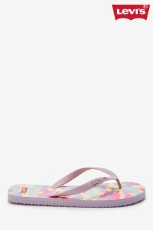 Levi's® Purple Flip Flops