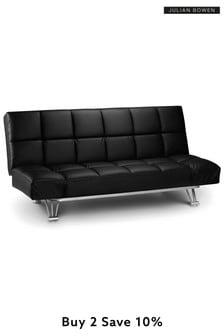 Manhattan Sofa Bed by Julian Bowen