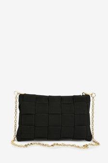 Weave Clutch Bag