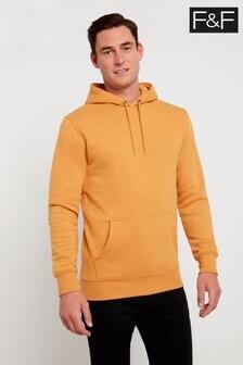 F&F Yellow Hoody Sweater