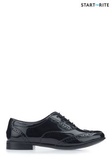 Start-Rite Matilda Black Patent Leather Shoes