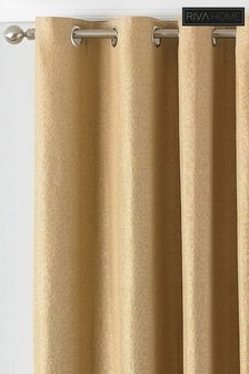 Atlantic Eyelet Curtains by Riva Home