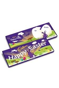 Cadbury Dairy Milk Happy Easter 850g Bar