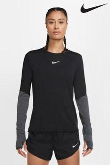 Nike Runway Long Sleeved Top
