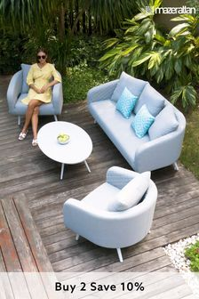Ambition 3 Seat Sofa Set By Maze Rattan
