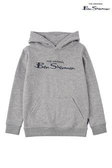 Ben Sherman® Grey The Original Hoodie