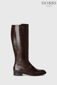 Hobbs Brown Nicole Long Boots