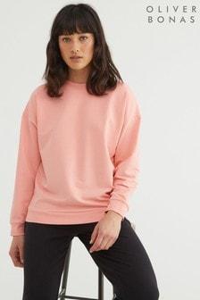 Oliver Bonus Pink Sweatshirt