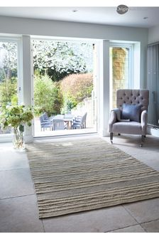 Flatweave Recycled Rug by Origins