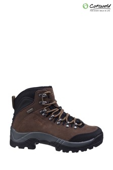 Cotswold Brown Westonbirt Waterproof Hiker Boots