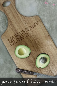 Personalised Serving Board by Signature Gifts