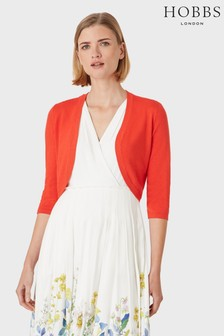 Hobbs Red Carrie Bolero