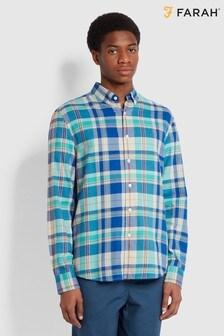 Farah Clayton Check Shirt