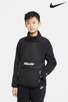 Nike Black Air Fleece Top