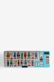 Robot Pop Out Pencil Case