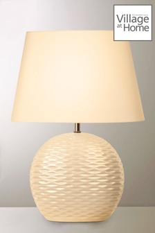 Village At Home Ripple Table Lamp