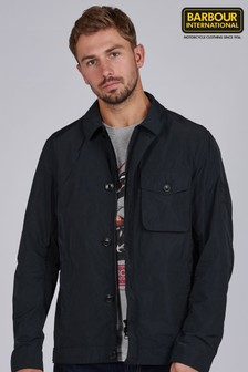 Barbour® International Black Steve McQueen Sonoran Jacket