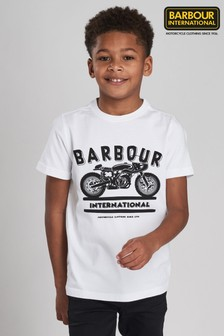 Barbour® International Boys Devise T-Shirt
