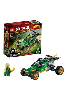 LEGO 71700 NINJAGO Legacy Jungle Raider Building Set