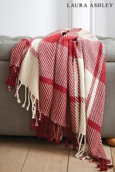 Cranberry Dylan Throw