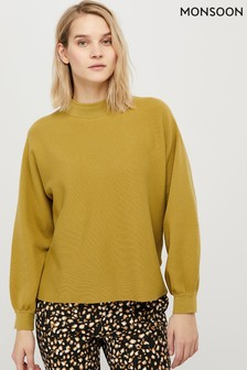 Monsoon Green Ally Jumper