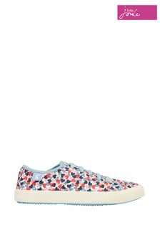 Joules White Jnr Coast Pumps
