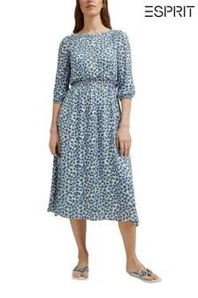 Esprit Natural Maxi Floral Dress