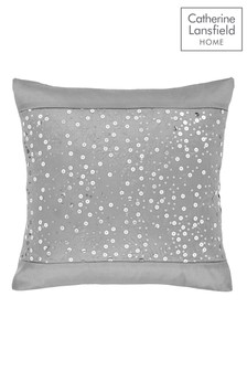 Glitzy Cushion by Catherine Lansfield