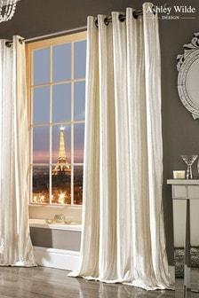 Ashley Wilde Eyelet Curtains