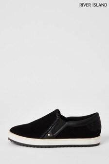 Buy Footwear Suede Shoes Riverisland