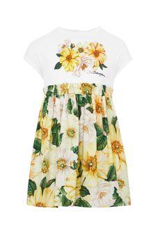 Baby Girls Yellow Dress