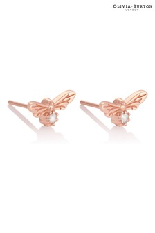 Olivia Burton Celebration Bee Stud Earrings